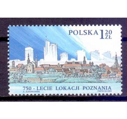 Polska 2003 Mi 4047 Fi 3897 Czyste **