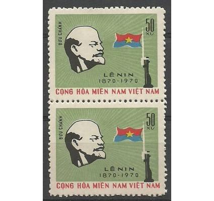 Znaczek Wietnam 1970 Mi vtg25 Z podlepką *