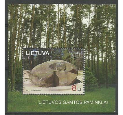 Znaczek Litwa 2011 Mi bl 44 Czyste **