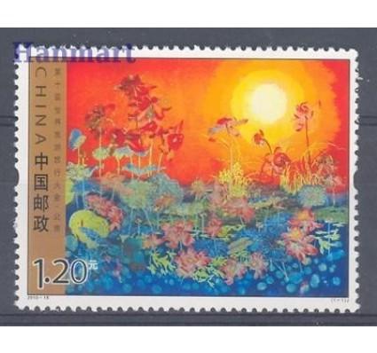Znaczek Chiny 2010 Mi 4158 Czyste **