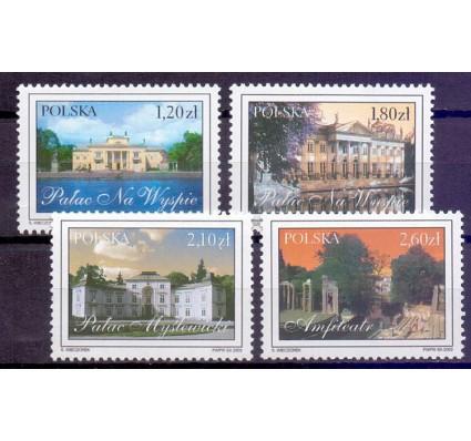 Polska 2003 Mi 4052-4055 Fi 3902-3905 Czyste **