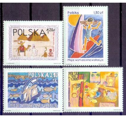 Polska 2003 Mi 4056-4059 Fi 3906-3909 Czyste **