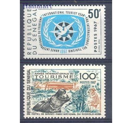 Znaczek Senegal 1967 Mi 364-365 Czyste **