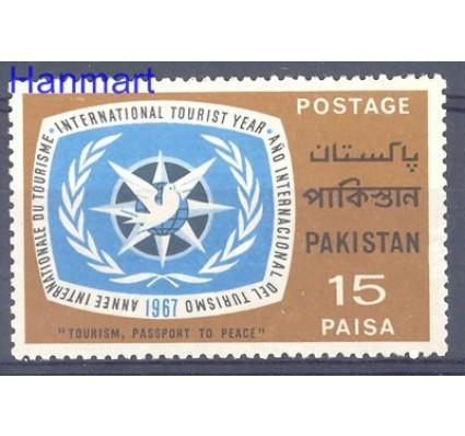 Znaczek Pakistan 1967 Mi 234 Czyste **