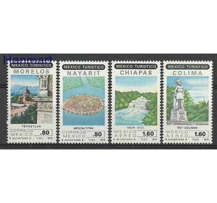 Znaczek Meksyk 1979 Mi 1645-1648 Czyste **