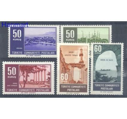 Znaczek Turcja 1964 Mi 1910-1914 Czyste **