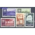 Turcja 1964 Mi 1910-1914 Czyste **