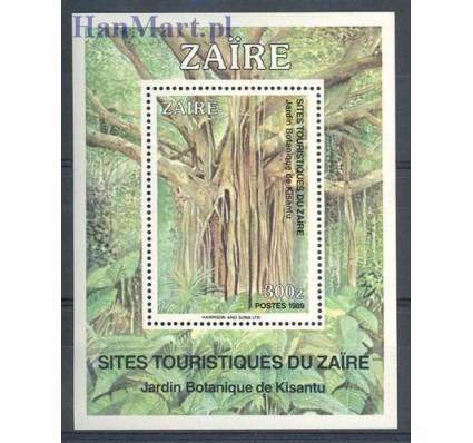Znaczek Kongo Kinszasa / Zair 1990 Mi bl 59 Czyste **