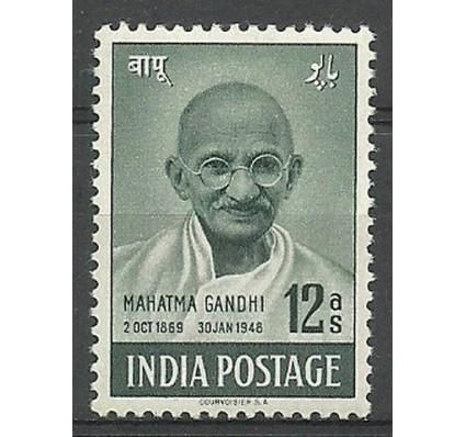 Znaczek Indie 1948 Mi 189 Z podlepką *