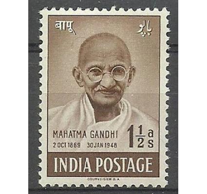 Znaczek Indie 1948 Mi 187 Z podlepką *