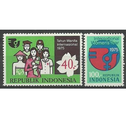 Znaczek Indonezja 1975 Mi 810-811 Czyste **