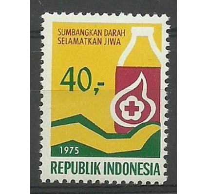 Znaczek Indonezja 1975 Mi 808 Czyste **
