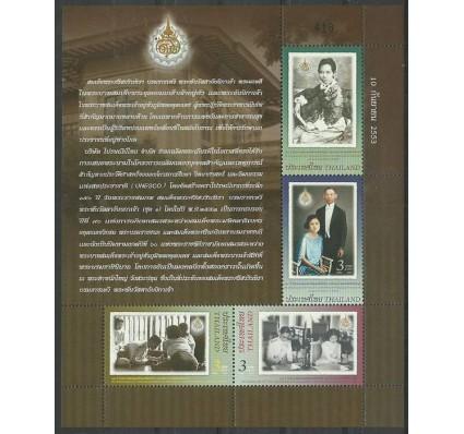 Znaczek Tajlandia 2010 Mi ark 2945-2948 Czyste **