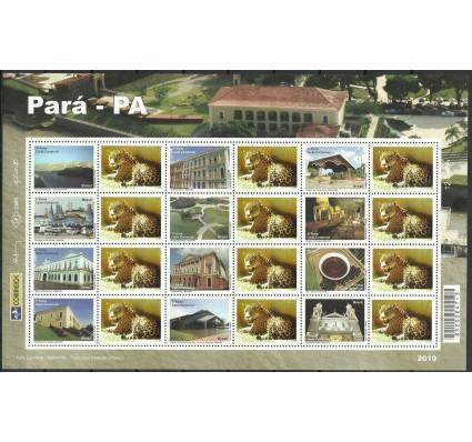 Znaczek Brazylia 2010 Mi ark 3789-3800 Czyste **