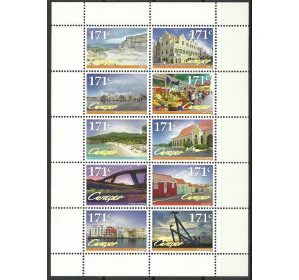 Znaczek Curacao 2012 Mi ark 119-128 Czyste **