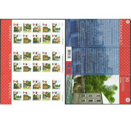 Znaczek Kanada 2010 Mi fol 2597-2601 Czyste **