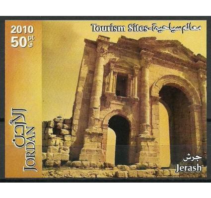 Znaczek Jordania 2010 Mi bl  136 Czyste **