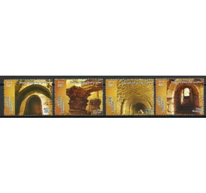 Znaczek Jordania 2010 Mi 2068-2071 Czyste **