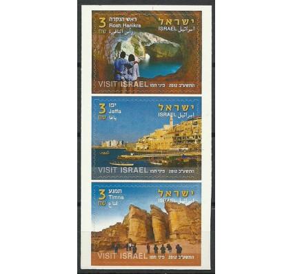 Znaczek Izrael 2012 Mi 2307-2309 Czyste **