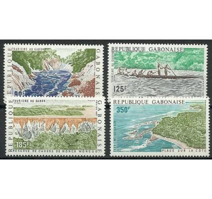 Znaczek Gabon 1983 Mi 872-875 Czyste **