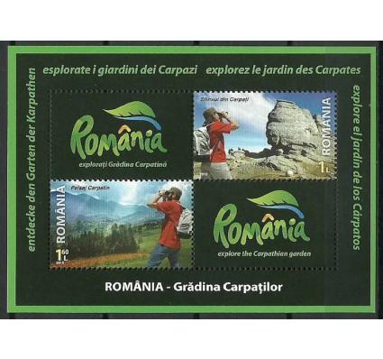 Znaczek Rumunia 2010 Mi bl 472 Czyste **