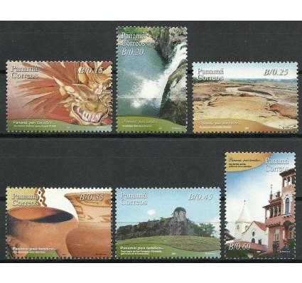 Znaczek Panama 2008 Mi 1930-1935 Czyste **