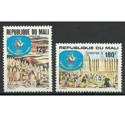 Znaczek Mali 1980 Mi 797-798 Czyste **