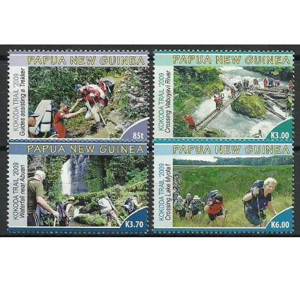 Znaczek Papua Nowa Gwinea 2009 Mi 1432-1435 Czyste **