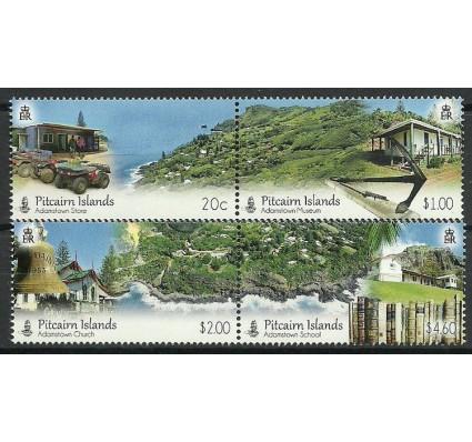 Znaczek Pitcairn 2016 Mi 975-978 Czyste **