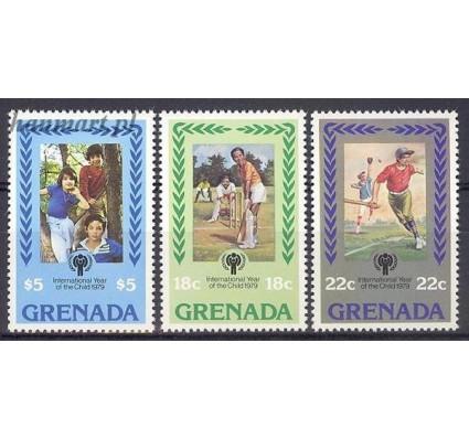 Znaczek Grenada 1979 Mi 963-965 Czyste **