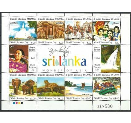 Znaczek Sri Lanka 2011 Mi ark 1852-1861 Czyste **