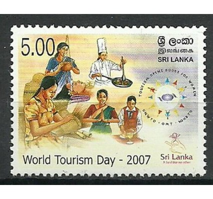 Znaczek Sri Lanka 2007 Mi 1645 Czyste **
