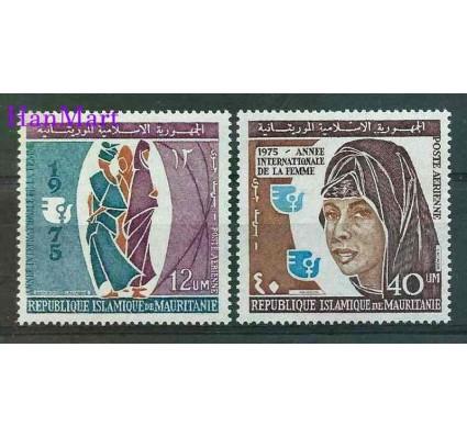 Znaczek Mauretania 1975 Mi 509-510 Czyste **