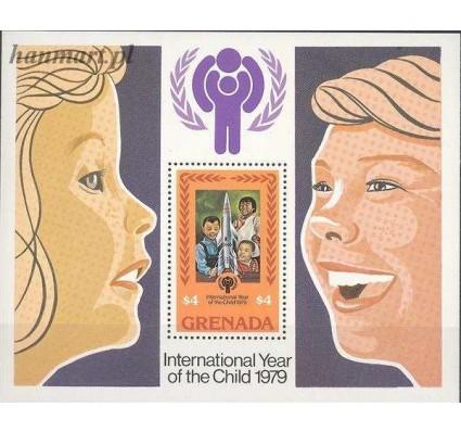 Grenada 1979 Mi bl 82 Czyste **