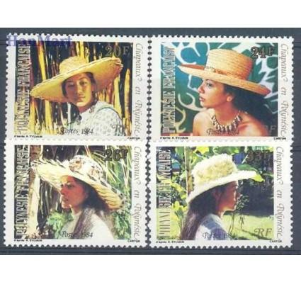 Znaczek Polinezja Francuska 1984 Mi 400-403 Czyste **