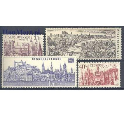 Znaczek Czechosłowacja 1967 Mi 1677-1680 Czyste **