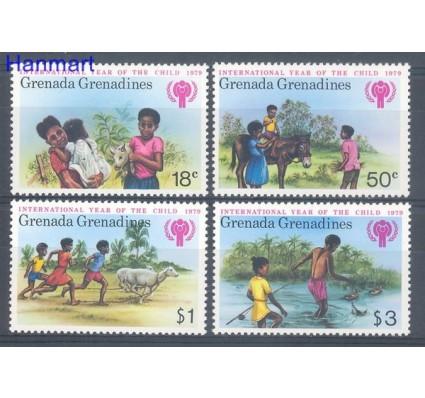 Znaczek Grenada i Grenadyny 1979 Mi 325-328 Czyste **