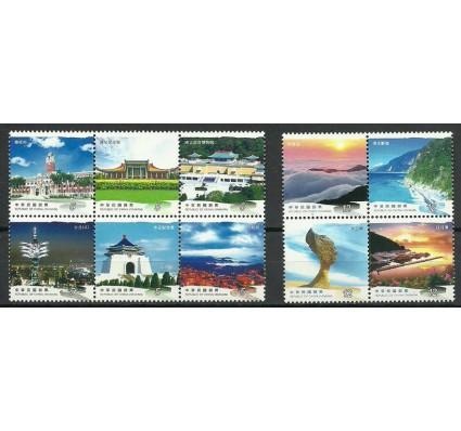 Znaczek Tajwan 2013 Mi 3835-3844 Czyste **