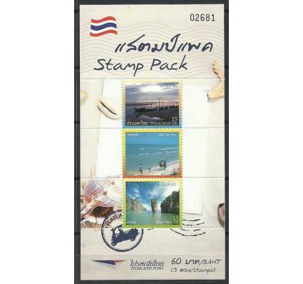 Znaczek Tajlandia 2012 Mi st.pacII Czyste **