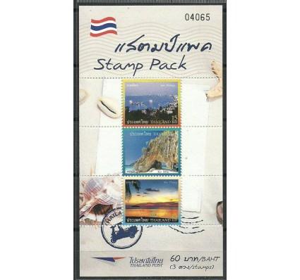 Znaczek Tajlandia 2012 Mi st.pacI Czyste **