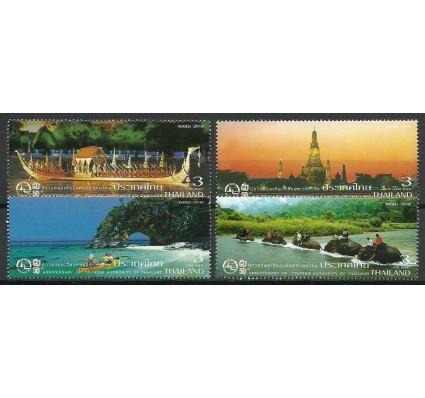 Znaczek Tajlandia 2010 Mi 2900-2903 Czyste **