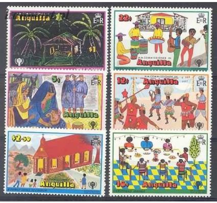 Znaczek Anguilla 1979 Mi 329-334 Czyste **