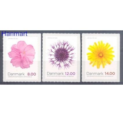 Znaczek Dania 2012 Mi 1714-1716BA Czyste **