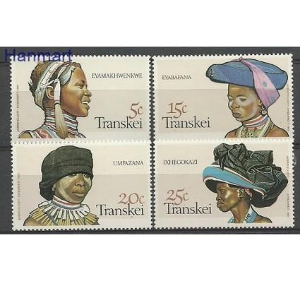 Znaczek Transkei 1981 Mi 92-95 Czyste **