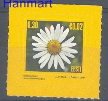 Znaczek Estonia 2007 Mi 574 Czyste **