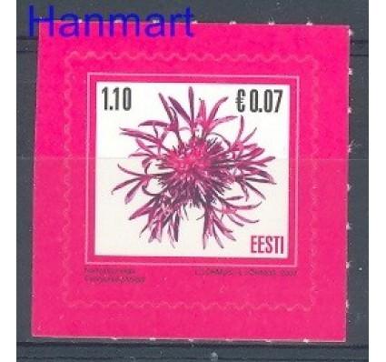 Znaczek Estonia 2007 Mi 589 Czyste **