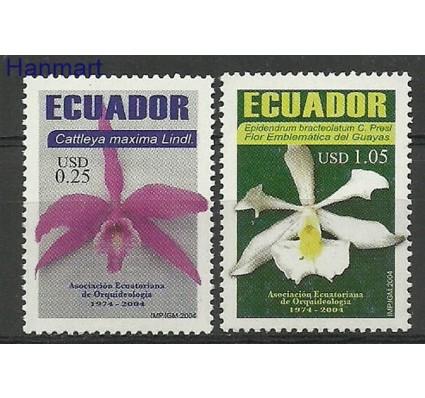 Znaczek Ekwador 2004 Mi 2802-2803 Czyste **