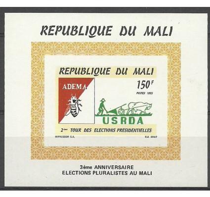 Znaczek Mali 1995 Mi ein bl K68B Czyste **