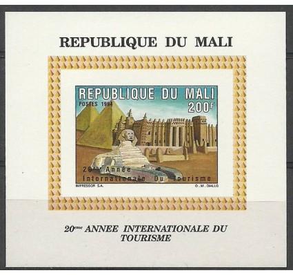 Znaczek Mali 1995 Mi ein bl L68B Czyste **