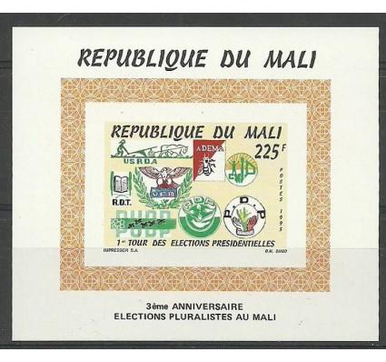 Znaczek Mali 1995 Mi ein bl M68B Czyste **